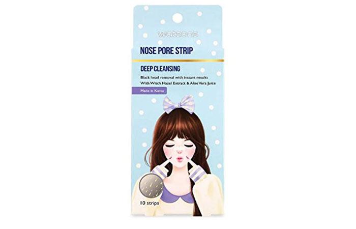 9. Watsons Nose Pore Strip
