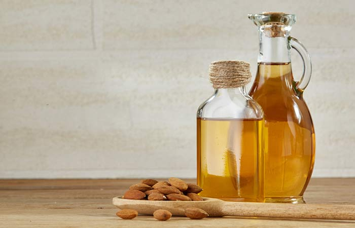 Almond Oil (4 teaspoons)