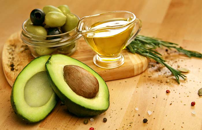 Avocado and olive oil Face mask - for all skin types