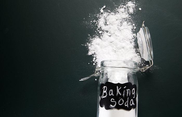 Baking soda (1 cup)