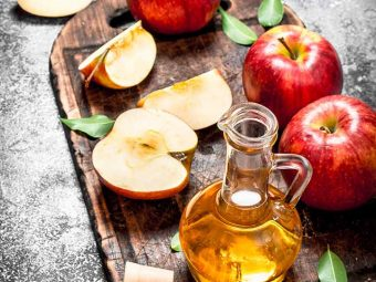 DIY Apple Cider Vinegar Facial Toner For Beautiful Skin