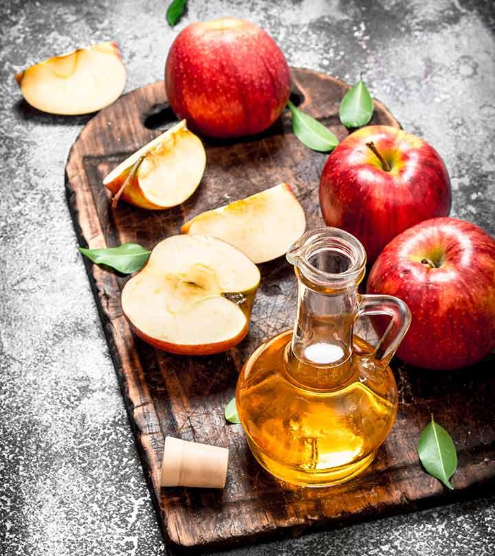 DIY Apple Cider Vinegar Facial Toner For Beautiful Skin