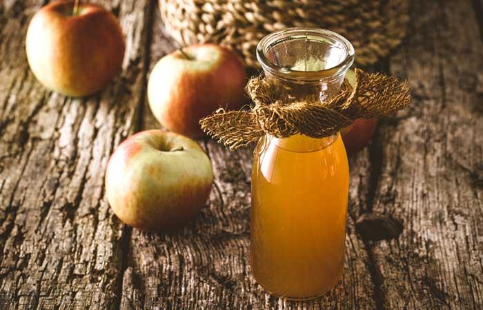 DIY Apple Cider Vinegar Facial Toner