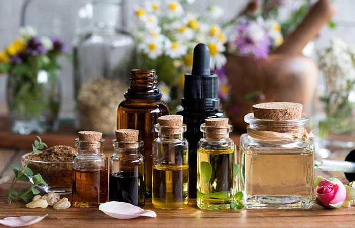 Essential Oils (20-30 drops)