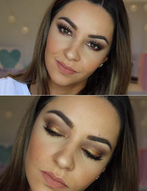 Makeup For Hooded Eyes A Step By