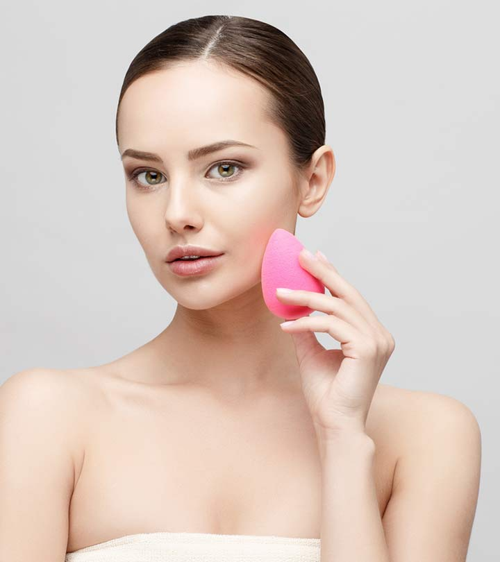 How To Clean Your Beauty Blender