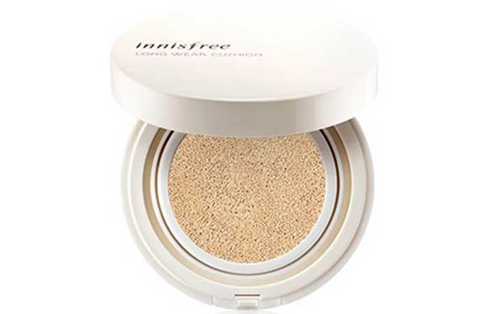 Innisfree Matte Full Cover Cushion