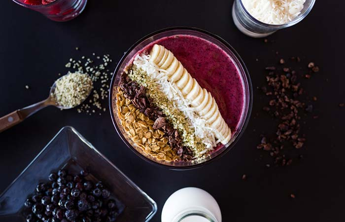 Jamba Juice Acai Bowl Recipe