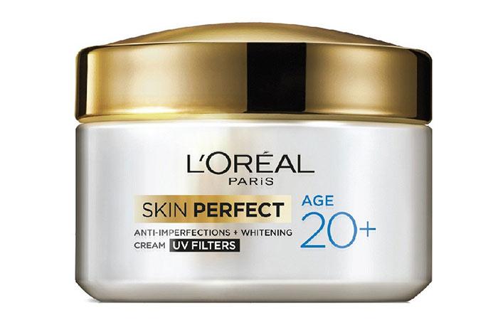 L'Oreal Paris Skin Perfect 20+ Anti-infection + Whitening Cream