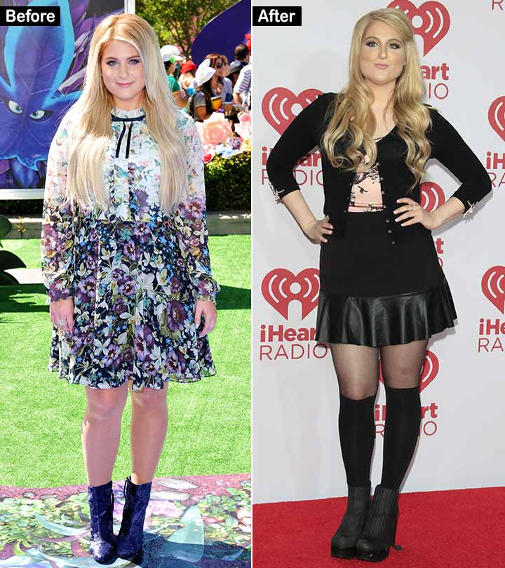 Meghan Trainor S 20 Lbs Weight Loss Secret The Before And After Of