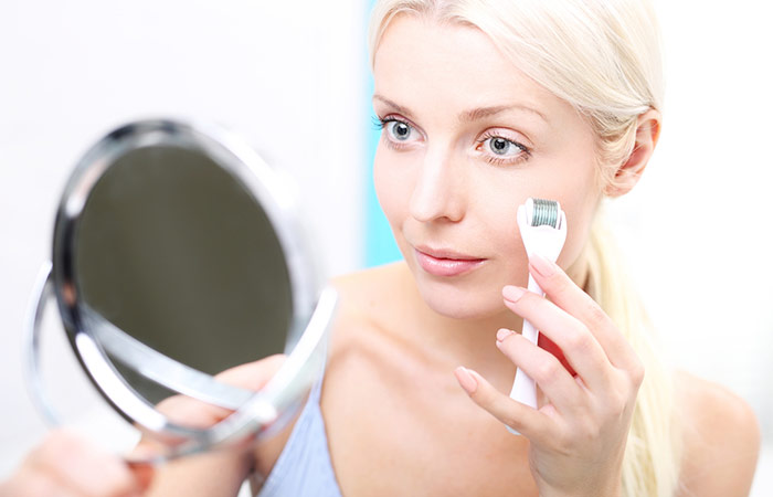 Microneedling At Home What Are The Risks