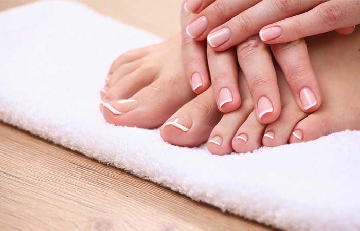 Moisturize Dry Cuticles