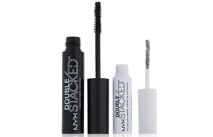 NYX Professional Double Stacked Mascara