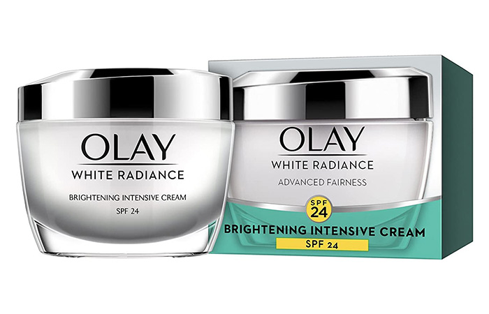 Olay White Radiance Advanced Fairness Brightening Intensive Cream