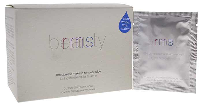 RMS Beauty The Ultimate Makeup Remover Wipes - Best Makeup Remover Wipes