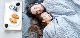 Research Reveals The Health Benefits Of Sleeping Next To Someone You Love