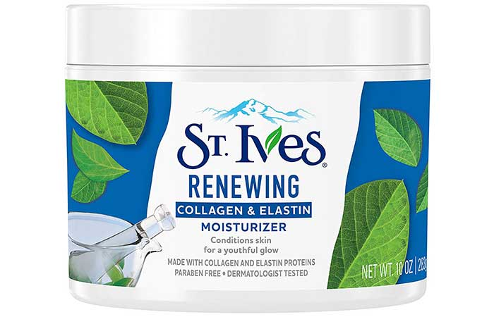St. Ives Renewing Collagen & Elastin Moisturizer