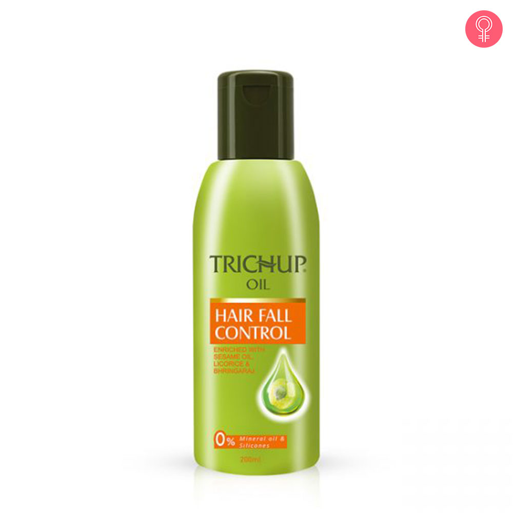 Trichup Hair Fall Control Hair Oil