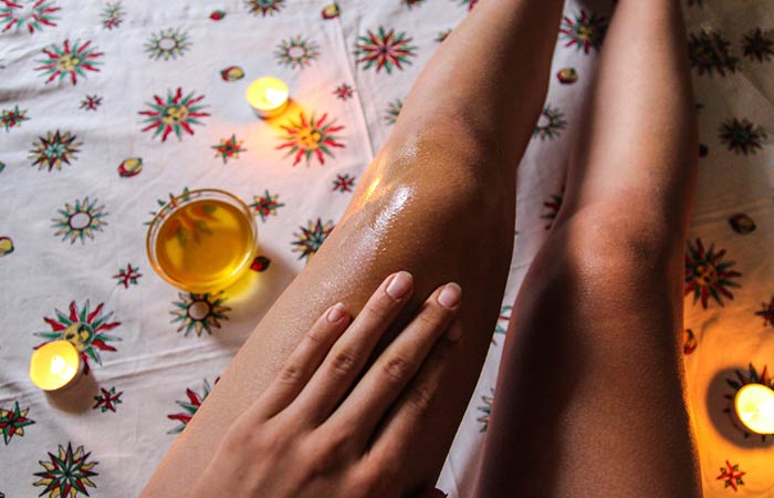 Use Body Oils Instead Of Creams