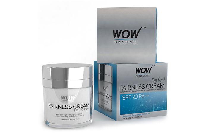 Wao Skin Science Fairness Cream