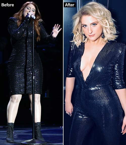 Meghan Trainor's 20 Lbs Weight Loss Secret – The Before And