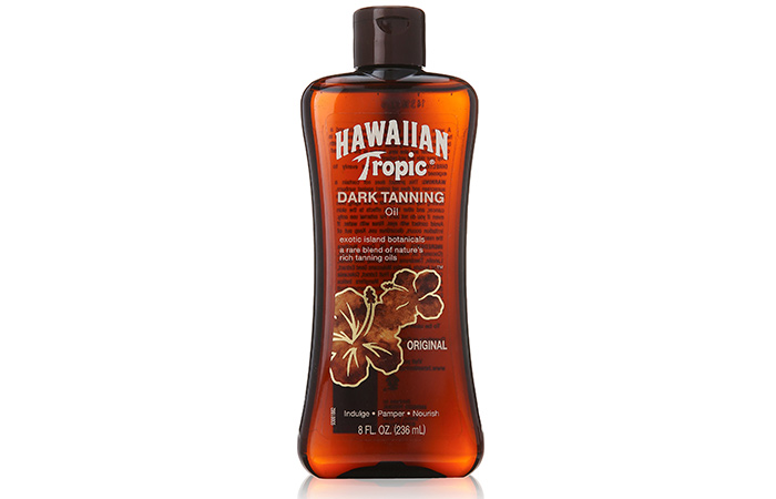 1.-Hawaiian-Tropic-Dark-Tanning-Oil