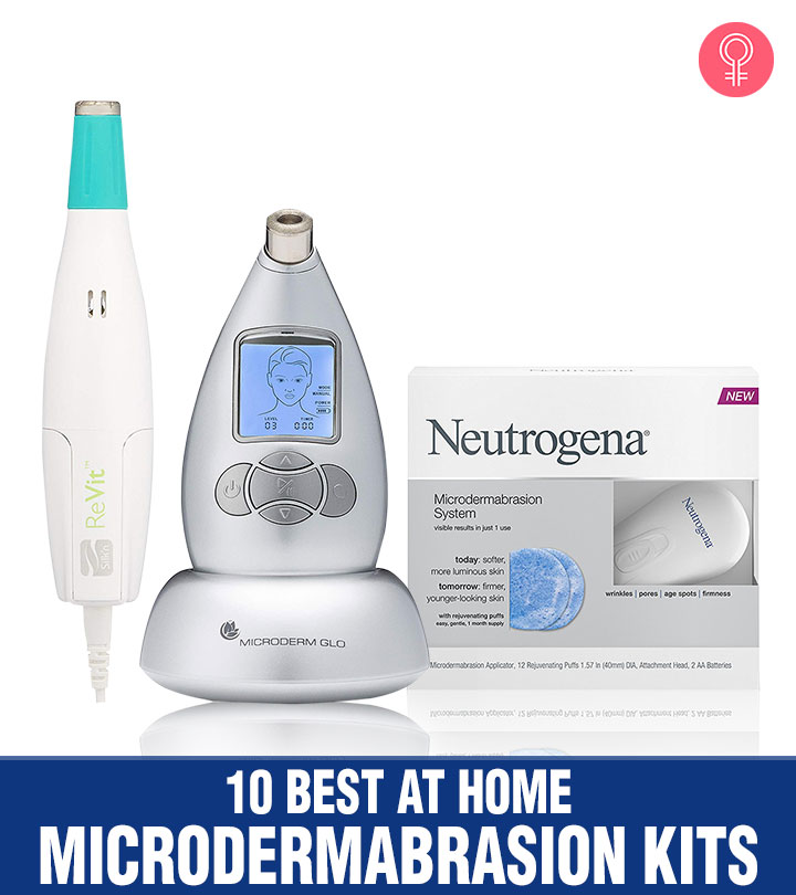 10 Best At-Home Microdermabrasion Kits of 2020