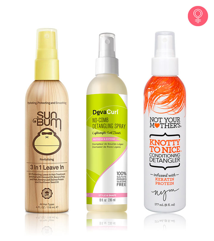 10 Best Detangling Hairsprays – 2019