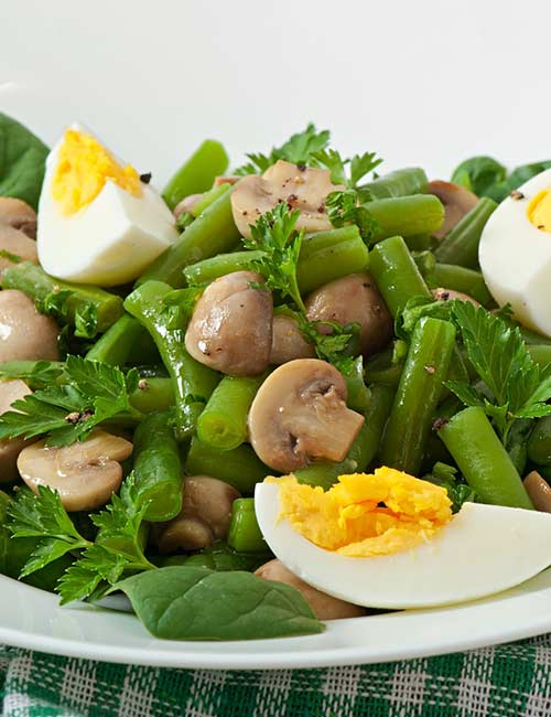 14.-Protein-Packed-Egg-And-Mushroom-Salad