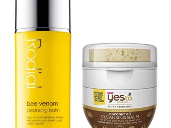 15 Best Cleansing Balms For All Skin Types