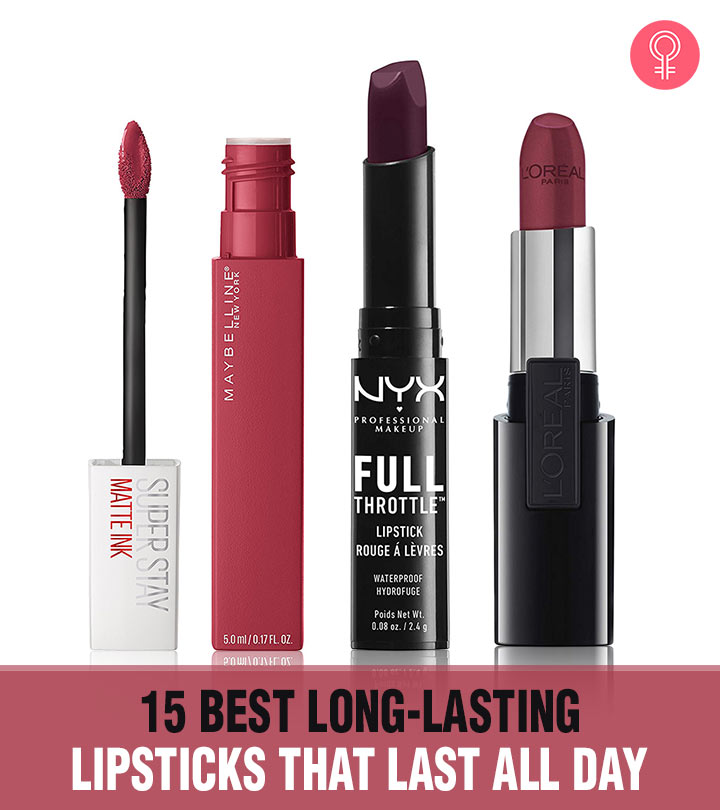 14f1167917 15 Best Long-Lasting Lipsticks That Last All Day