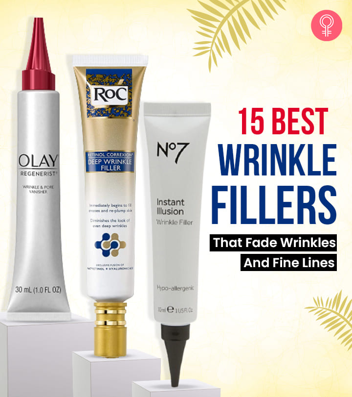 15 Best Wrinkle Fillers That Fade Wrinkles And Fine Lines