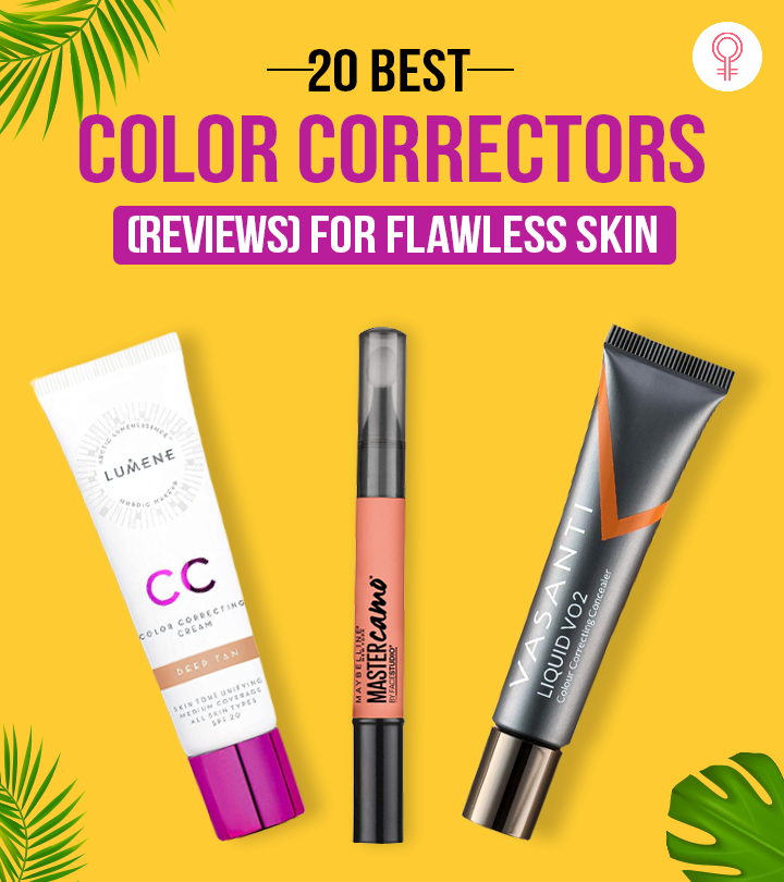 20 Best Color Correctors (Reviews) Of 2021 For Flawless Skin