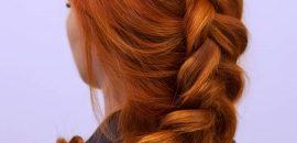 25 Eye-Popping Dutch Braid Hairstyles