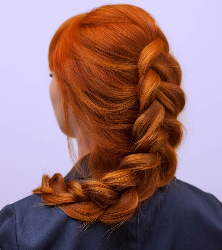 25 Eye-Popping Dutch Braid Hairstyles