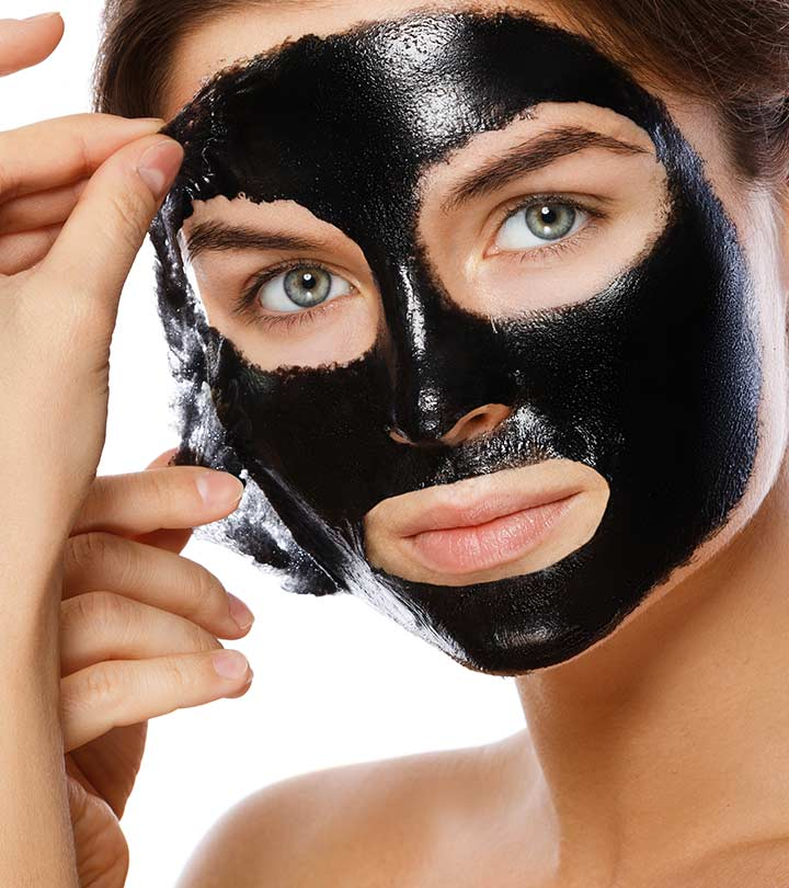 3 DIY Activated Charcoal Face Masks