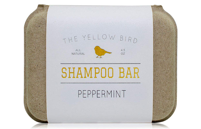 3.-The-Yellow-Bird-Peppermint-Shampoo-Bar