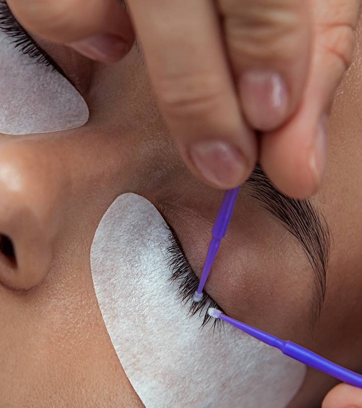All You Need To Know About Eyelash Lifts
