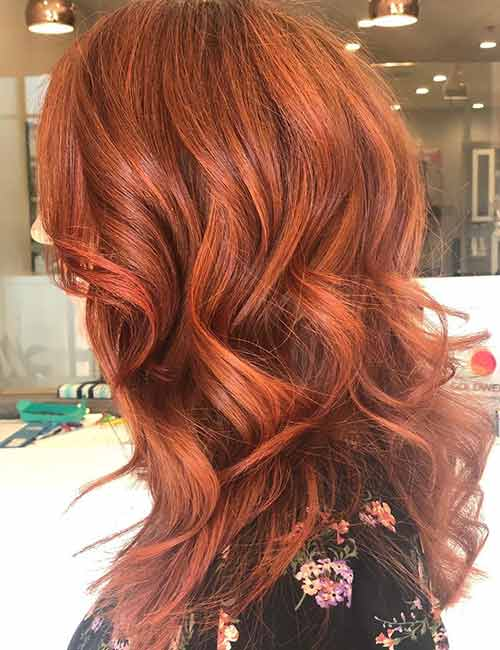Autumn Red Hair