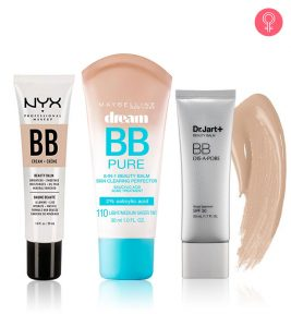 Best BB Creams For Oily And Acne-Prone Skin