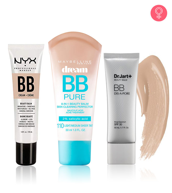 Best Bb Creams For Oily And Acne Prone Skin