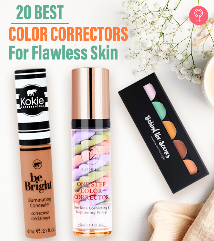 20 Best Color Correctors For Flawless Skin