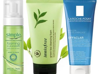 Best Drugstore Face Cleansers