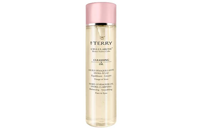 Best Oil-Based Cleanser – By Terry Cellularose Oil Makeup Remover