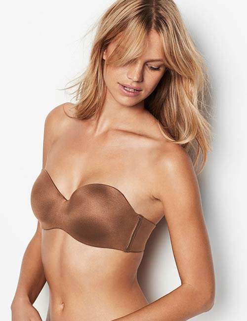 Best Strapless Soft Padded Push-Up Bra - Best Strapless Bras