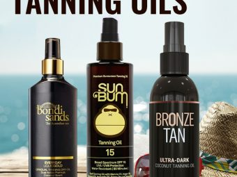 Best Tanning Oils You Must Try In