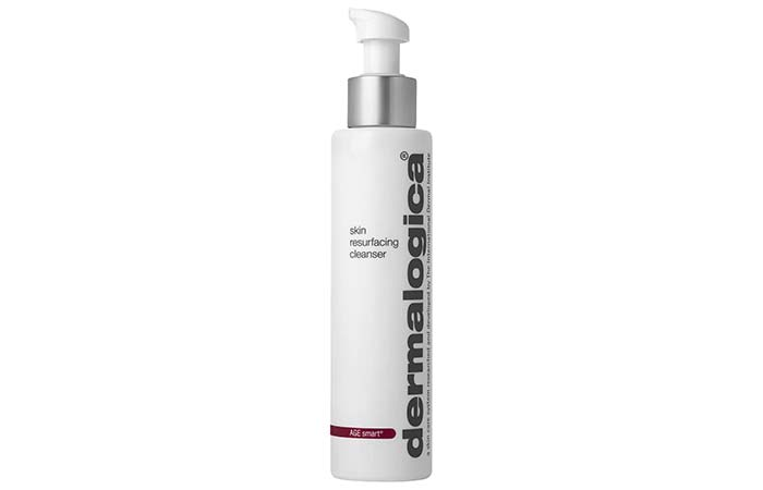 Best Water Based Cleanser – Dermalogica Age Smart Skin Resurfacing Cleanser