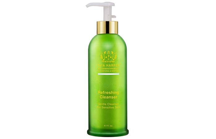 Best Water-Based Cleanser – Tata Harper Refreshing Cleanser