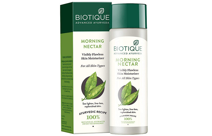 Biotique Bio Morning Nectar Lotion