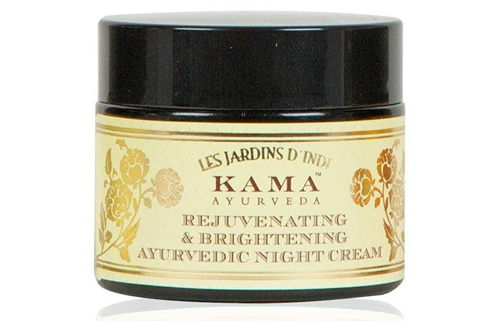 Cama Ayurveda Rejuvenating & Brightening Ayurvedic Night Cream